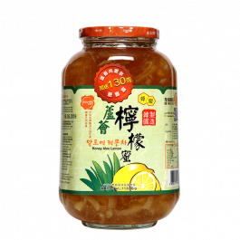 honey aloe lemon tea 1130gr