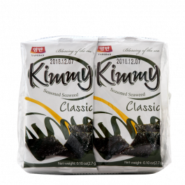 seasoned seaweed classic 8x2,7gr