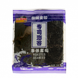 roasted seaweed 10 pcs