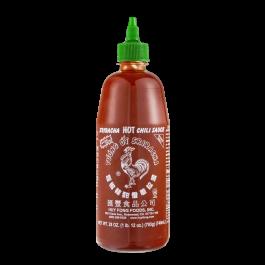 sriracha hot chili sauce 740ml