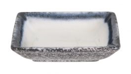 Tajimi Saus Plate 9.5x7x2.5cm