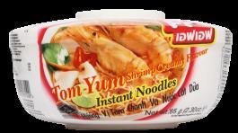 instant tom yum shrimp creamy bowl noodle 65gr