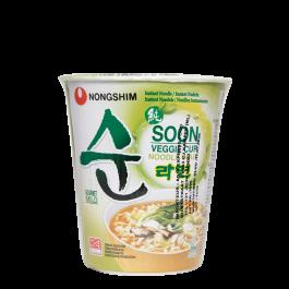 instant cup noodle soon veggie 67gr