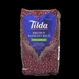 wholegrain basmati rice 500gr