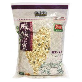 brown rice oats mixed grain 500gr