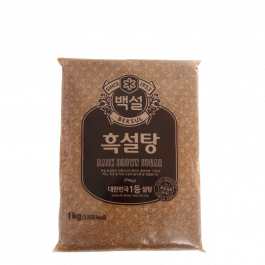 korean black sugar 1kg