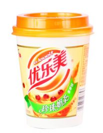instant milk tea vanilla 70gr