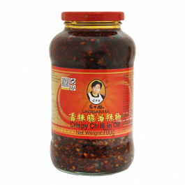 crispy chilli in oil 700gr