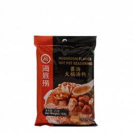 mushroom flavor hot pot seasoning 150gr