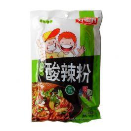 hot & sour noodles - pickled chilli flavour 260g