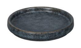 Nezumi Grey Plate 8x1.3cm