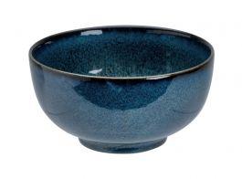 Cobalt Blue Okonomi Bowl 16x8.4cm 800ml