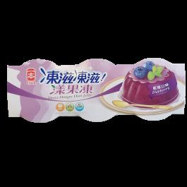 jelly-blueberry 3 x 110gr
