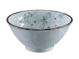 Green Cosmos Bowl 13x6cm 350ml