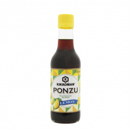 ponzu lemon 250ml