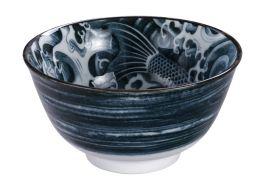 Carp Tayo Bowl Black 15x7cm