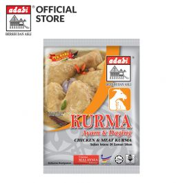chicken & meat kurma powder 100gr