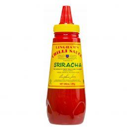 chilli sauce sriracha 358gr