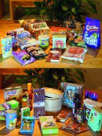 Kerst pakket 8 - discover the taste of asia