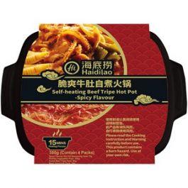 spicy beef tripe hot pot 380gr