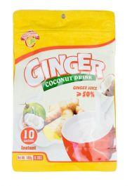 ginger coconut drink 10x18gr