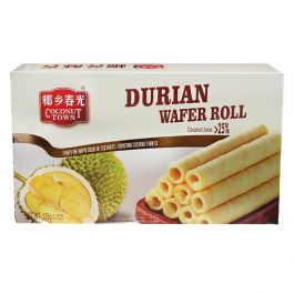 durian wafer roll 150gr