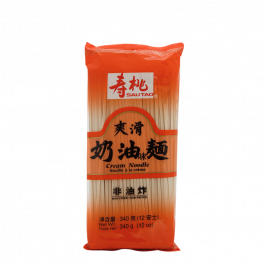 cream flavored noodle 340gr