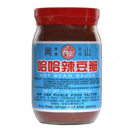 hot bean sauce 450gr