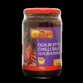 chilli/guilin sauce 368gr