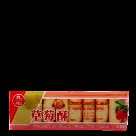 strawberry cake 227gr