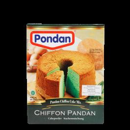 pandan chiffon 400gr