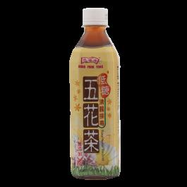 floral herbal tea drink 500ml