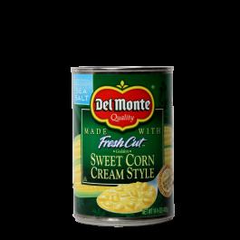 corn creamstyle 418gr