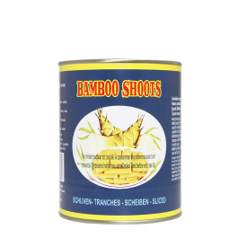 bamboo shoots sliced 454gr