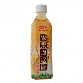 pear and sea coconut drink 500ml