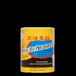 pres.black beans w/ginger 500gr