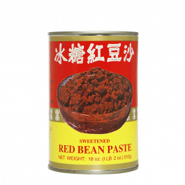 red bean paste-sweetend 510gr