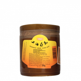 shanghai bean curd (red) 250g