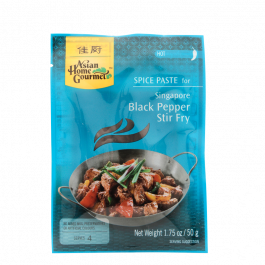black pepper stir fry 50g