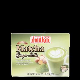 matcha ginger latte 10x25g