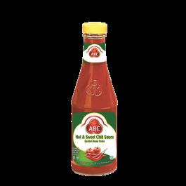 chilli saus hot&sweet 340ml