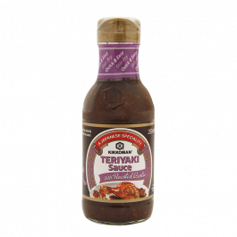 Teriyaki sauce with roasted garlic 250ml
