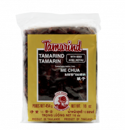 tamarind w/seed 454gr