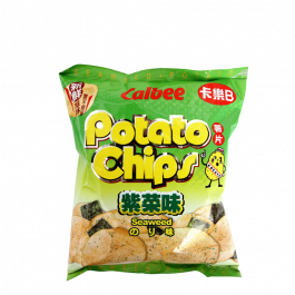 potato chip seaweed 55gr