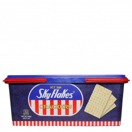 sky flakes crackers 800gr