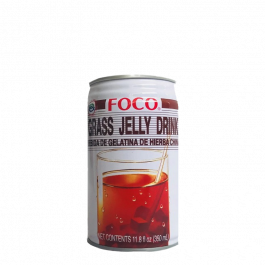grass jelly drink 350ml