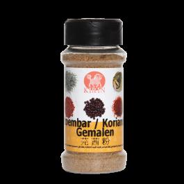 ketoembar / koriander gemalen 40gr