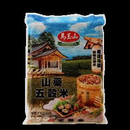 Green Max (multi rice) 1000gr