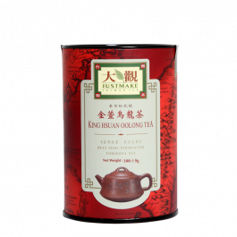 King Hsuan Oolong tea 100gr