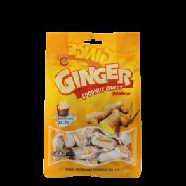ginger coconut candy 250gr